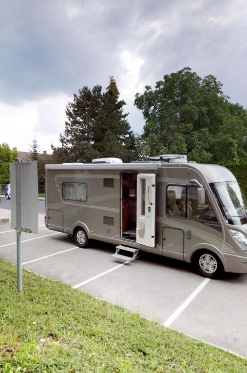 Wohnmobil | Hymer 668 Premiumline