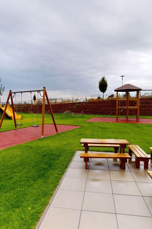 Neuer Kindergarten im Herz von Pasching
